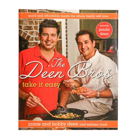 The Deen Bros. take it easy Cookbook
