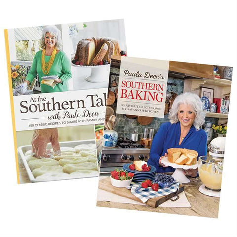At the Southern Table Cookbook and Southern Baking Cookbook Bundle