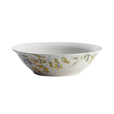 "Garden Rooster 10"" Serving Bowl"