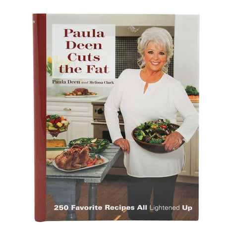 Paula Deen Cuts the Fat Autographed Cookbook