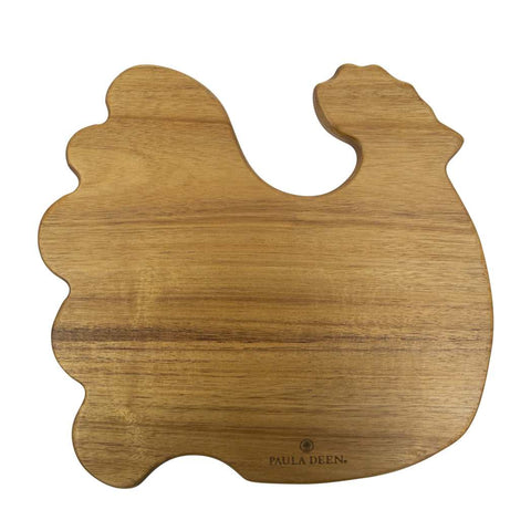 Cut and Serve Board Rooster