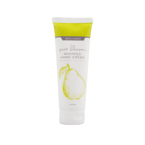 Paula Deen's Pear Blossom Whipped Hand Creme 4oz