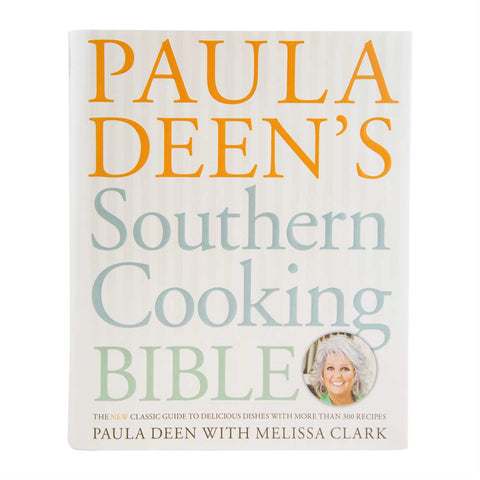 Paula Deen's Autographed Southern Cooking Bible Cookbook