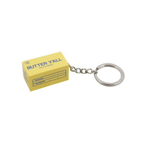 Butter Y'all Keychain