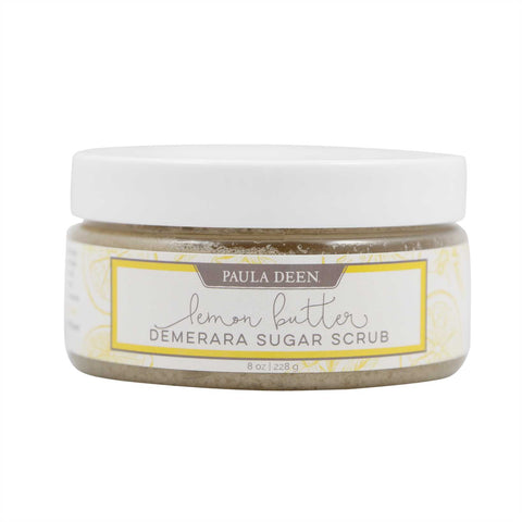 Paula Deen's Lemon Butter Demerara Sugar Body Scrub