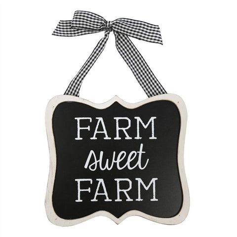 Farm Sweet Farm Wall Sign
