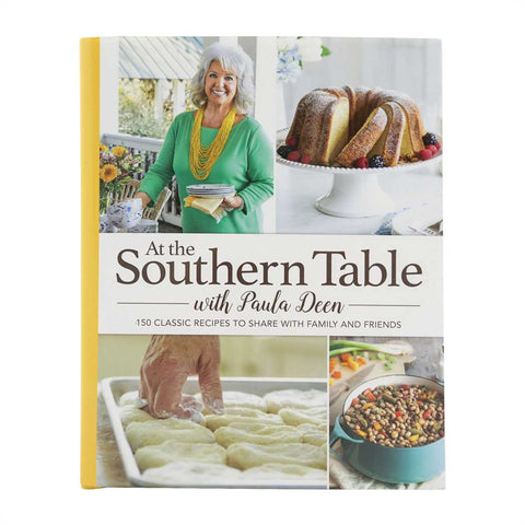 At the Southern Table Autographed Cookbook
