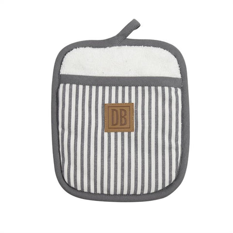 Deen Brothers Striped Pot Holder