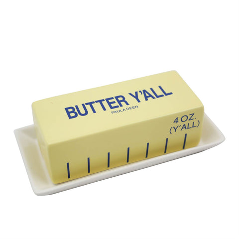 Butter Y'all Butter Dish