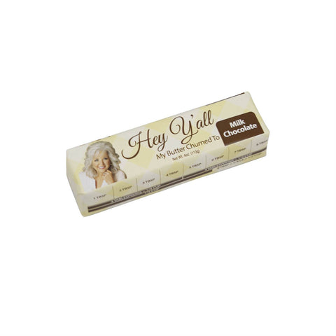 Paula Deen's Butter Stick of Milk Chocolate 4oz