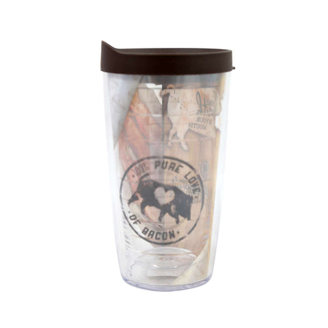South in Your Mouth Bacon 16oz Tervis Tumbler