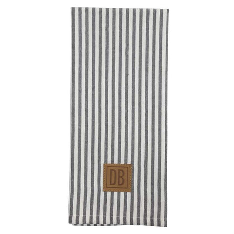 Deen Brothers Striped Towel