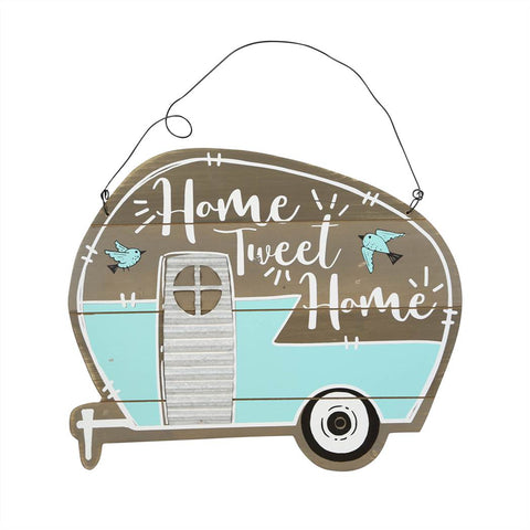 Home Tweet Home Wall Sign Camper