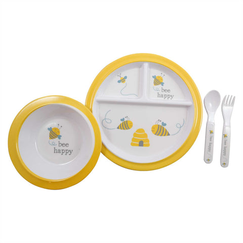 Paula Deen Bee Happy Child Melamine Set