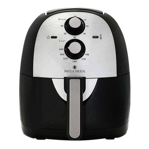 Paula Deen 6.1 QT Air Fryer (BLACK)