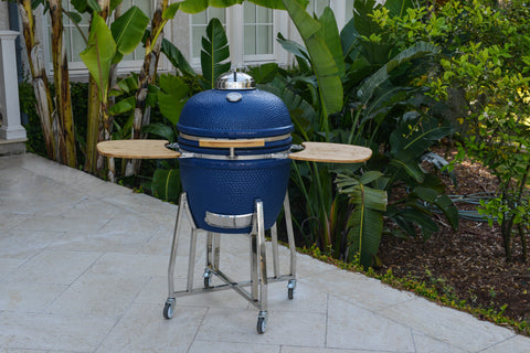 Kamado Grill - 22 inch (Shipping Included)