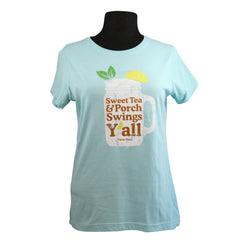 Sweet Tea Porch Swing Chill T