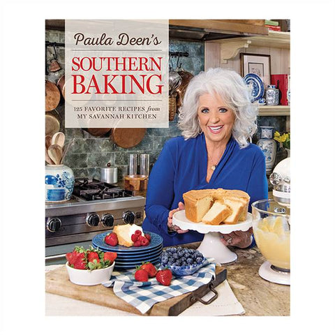 New Paula Deen's Southern Baking Autographed Cookbook