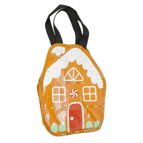 Paula Deen's Gingerbread House Reusable Small Bag