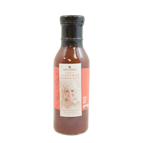 Paula Deen Apple Cinnamon BBQ Sauce 13.5oz