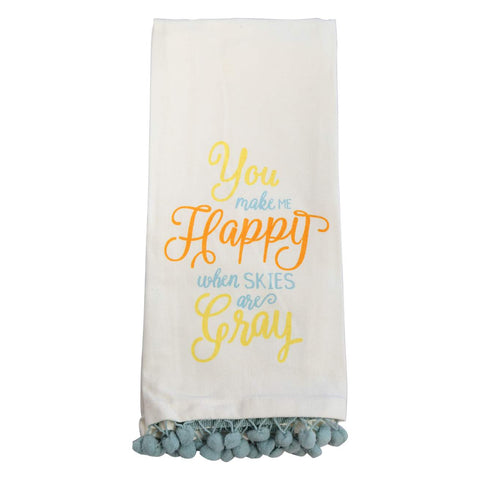 You Are My Sunshine 2pc Towel Set