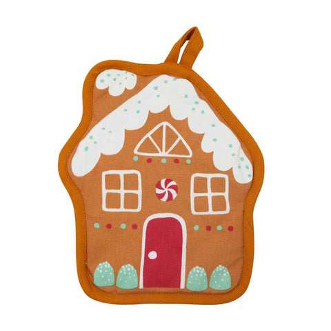 Paula Deen's Gingerbread Pot Holder