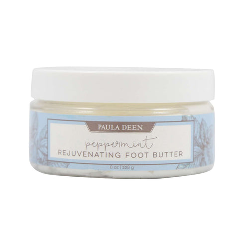 Paula Deen's Peppermint Foot Butter 8oz