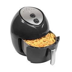 Paula Deen 9.5qt Family Sized Black Air Fryer