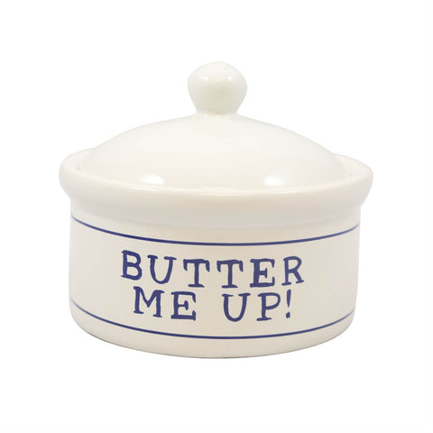 Butter Me Up Butter Crock