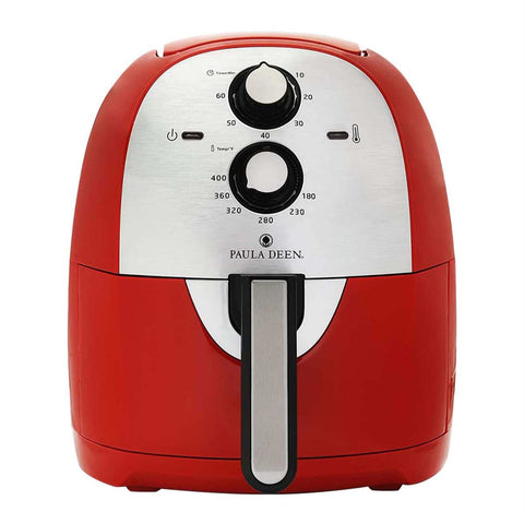 Paula Deen 6.1 QT Air Fryer (RED)
