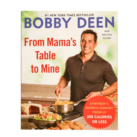 Bobby Deen from Mama's Table to Mine Cookbook