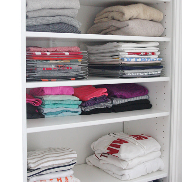 ... New EZ Clothes Organizer System Closet Organizer Drawer Organizer  Organization Office Desk File Cabinet Organizer ...