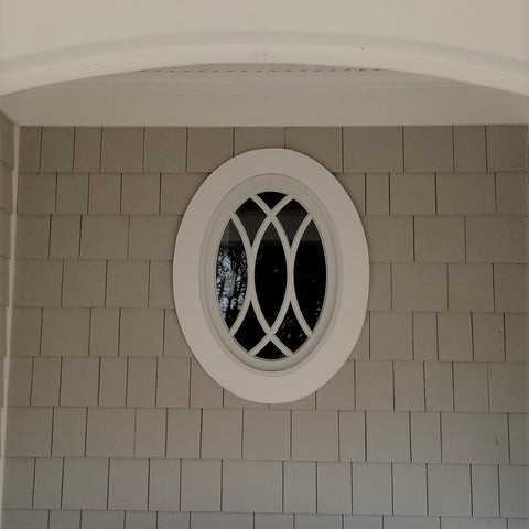 versatex pvc oval window surround azek