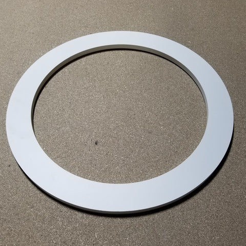 Versatex PVC Window Surround Trim For Andersen Circle Windows