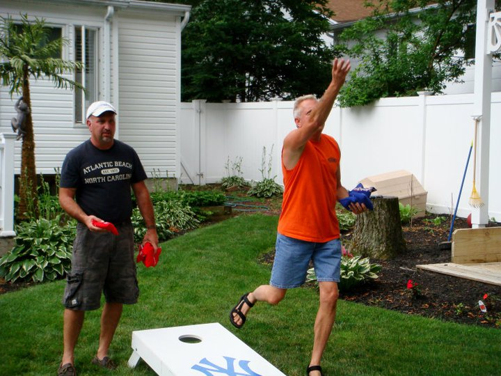 long island cornhole boards