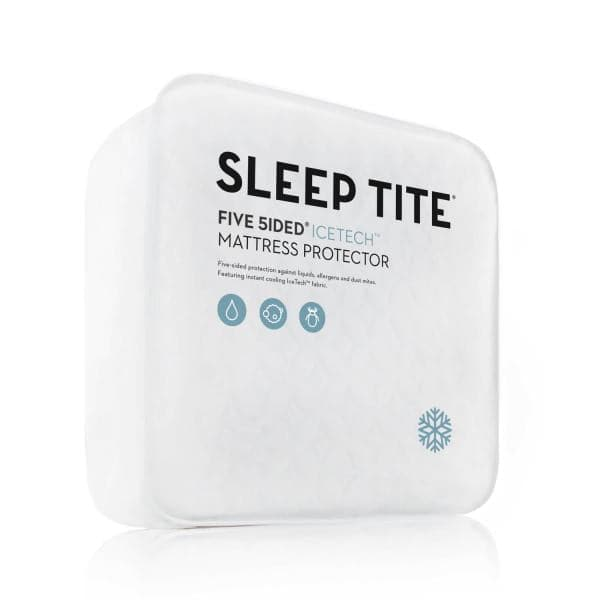 FIVE 5IDED ICE TECH MATTRESS PROTECTOR