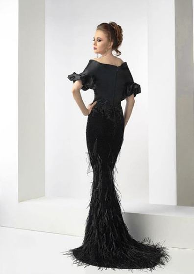Evening Couture Dress