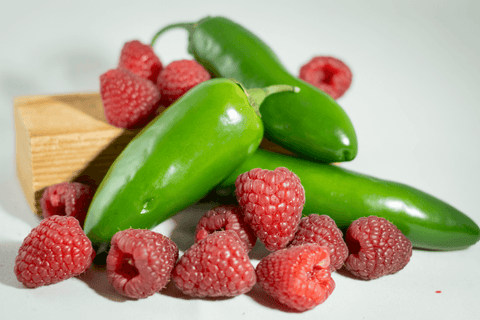 Jalapeno Raspberry 9.5oz - MEDIUM HEAT