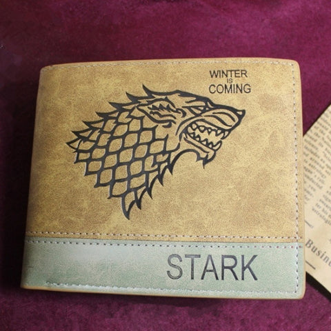 Wallet Winter is Coming - Premium Wolf Store