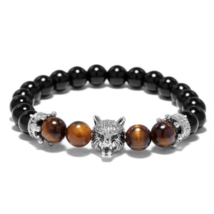 Bracelet Of Resistance Wolf - Premium Wolf Store