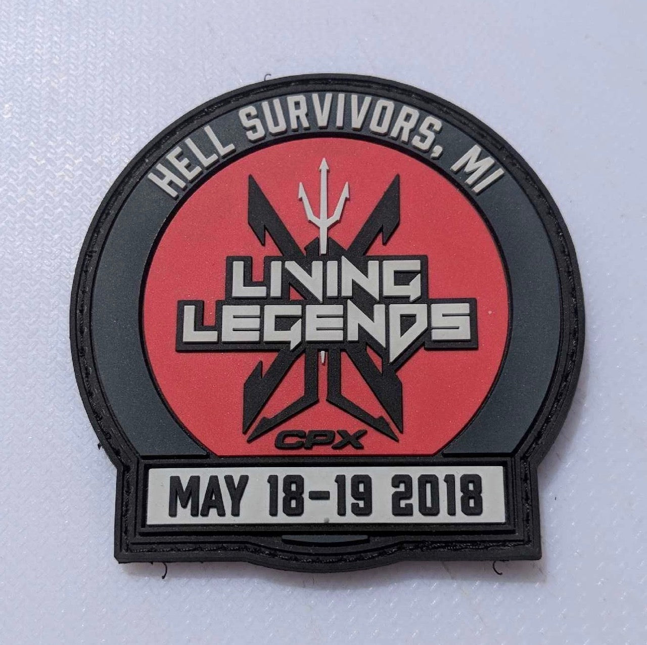 Living Legends 11 Collectors Patch