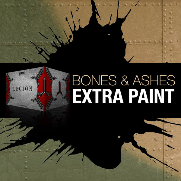 Extra Paint - Bones & Ashes