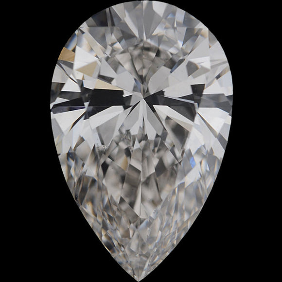 1.50 CT. Pear Certified  Serialized Lab-grown Diamond