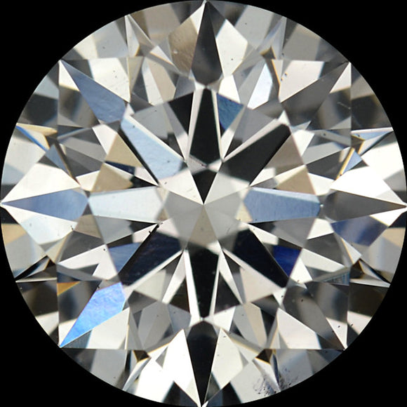 1CT Round Certified  Serialized Lab-grown Diamond