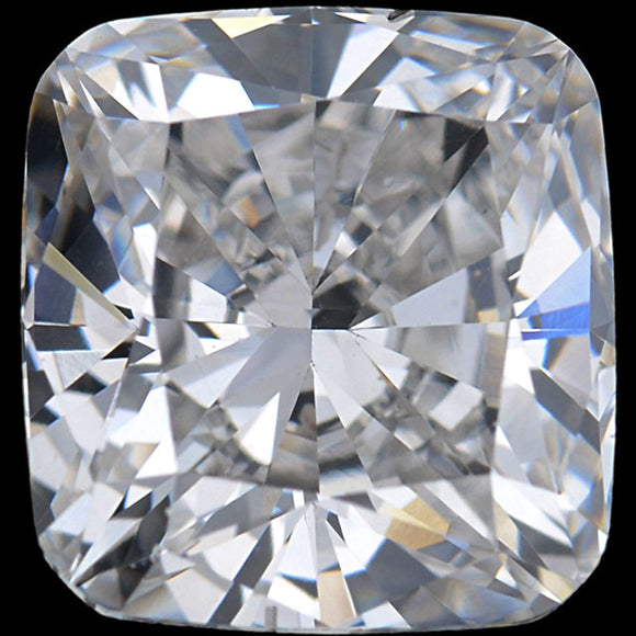 2CT Cushion Certified  Serialized Lab-grown Diamond