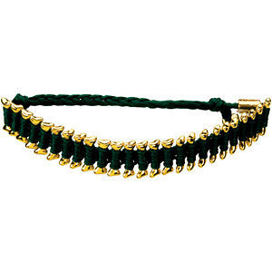 Green Heart U Back™ Friendship Bracelet