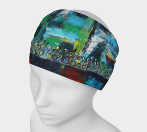 Headband - City - Daily Art Fixx