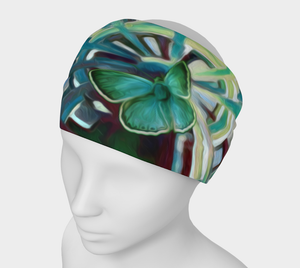 Headband - Butterfly - Daily Art Fixx