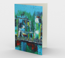 Greeting Card - City (Set of 3) - Daily Art Fixx