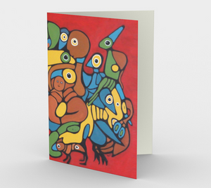 Greeting Card - Out Beyond Ideas (Set of 3) - Daily Art Fixx